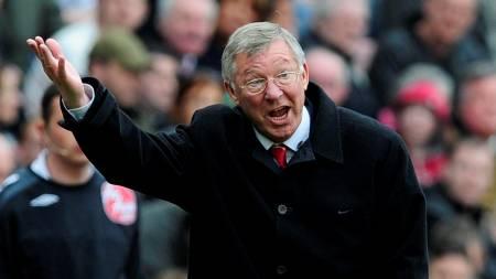 Sir Alex   Ferguson (Foto: Nigel Roddis/REUTERS)
