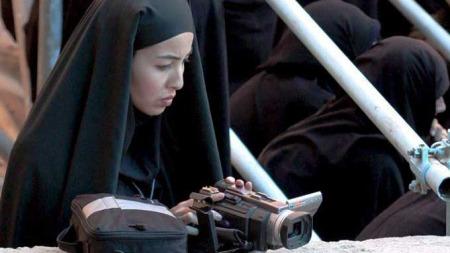 Roxana Saberi har jobbet som freelancejournalist i Iran i seks år. (Foto: Scanpix)