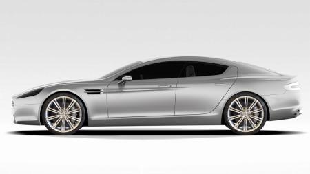 Aston Martin Rapide (Foto: Pressebilde)