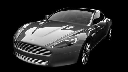 Aston Martin Rapide (Foto: Pressebilder)