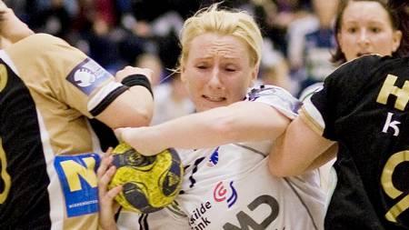 Mette Melgaard (Foto: JENS ASTRUP/AFP)