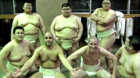 Sumobryting i Tokyo.  (Foto: Geir Sindre Breivik)
