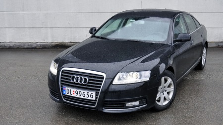Audi A6 (Foto: Sigmund Bade)