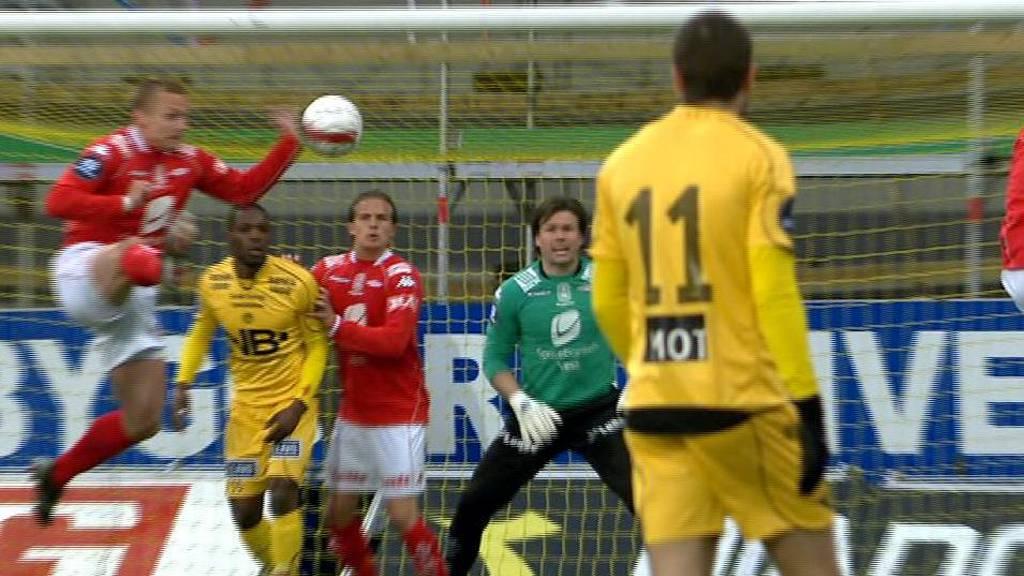 Kristjan Örn Sigurdsson  (Foto: TV 2/)