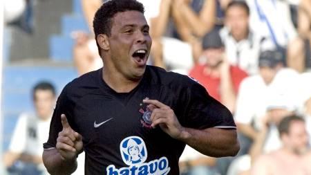 Ronaldo - Corinthians  (Foto: Andre Penner/AP)