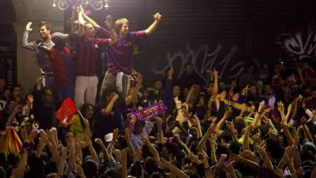 Barcelona  (Foto: ALBERT GEA/REUTERS)