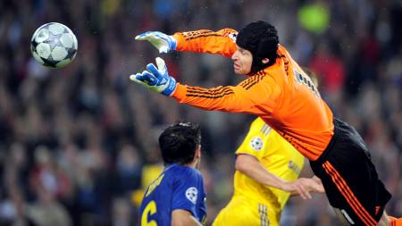 Cech  (Foto: MANU FERNANDEZ/AP)