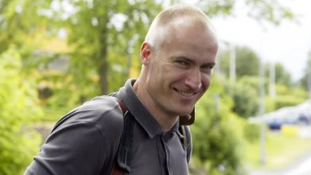 Erik Thorstvedt (Foto: Åserud, Lise/SCANPIX)