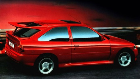 Escort-Cosworth