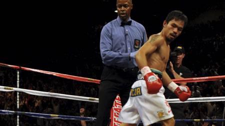 Manny Pacquiao  (Foto: GABRIEL BOUYS/AFP)