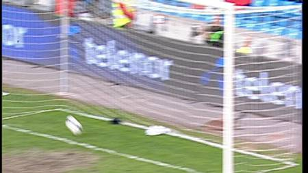 Snytt for scoring  (Foto: TV 2/)