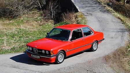 BMW 323i -81 (Foto: Tony Edmonds)