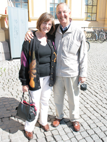 Roger and Susan