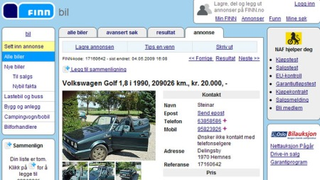 Golf-cab-II