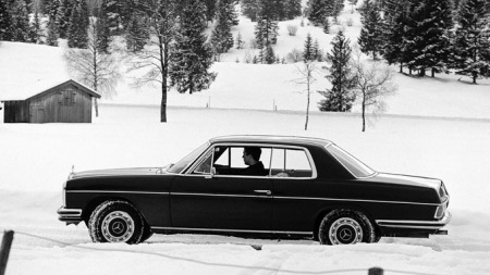 Mercedes W114 coupe (1968 -1976)