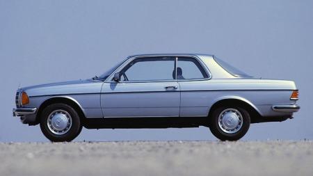 Mrecedes W123 cope (1976 -1985)