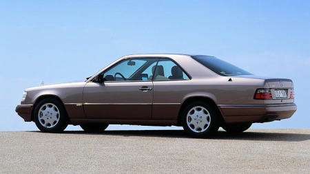 W124 coupe (1984 - 1995)