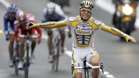 Edvald Boasson Hagen  (Foto: STEFANO RELLANDINI/REUTERS / SCANPIX)