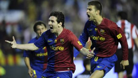 Messi  (Foto: Manu Fernandez/AP)