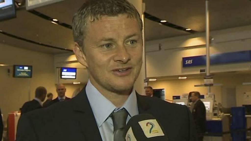 Ole Gunnar Solskjær (Foto: TV 2/)
