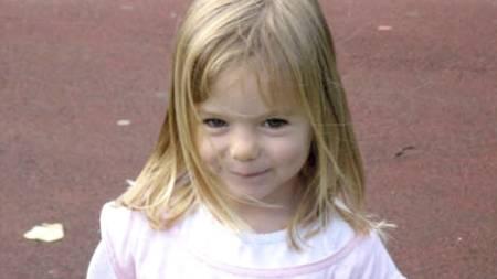 Madeleine McCann var på ferie med foreldrene da hun forsvant.  (Foto: Scanpix/WENN.com)