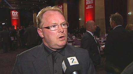 GODE ARGUMENTER: Per Sandberg mener å ha nok gode argumenter for aktiv dødshjelp, at han stemte for forslaget. ( ©TV 2)