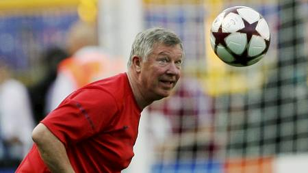 Alex Ferguson  (Foto: DARREN STAPLES/REUTERS)
