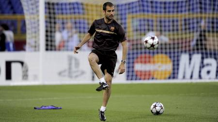 Josep Guardiola   (Foto: DANIEL DAL ZENNARO/EPA)
