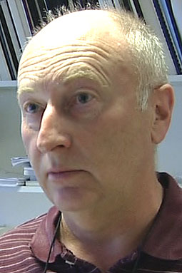 Ragnar Thygesen er nestleder ved Lesesenteret. ( ©TV   2)
