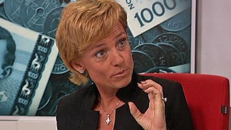 Pensjonsekspert Alexandra Plahte mener enkelte grupper kommer godt ut av pensjonsstriden.
