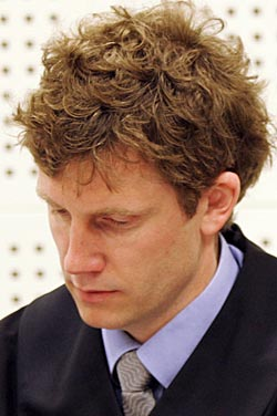 Reidar Bruusgaard er etterforskningsleder i Kripos.