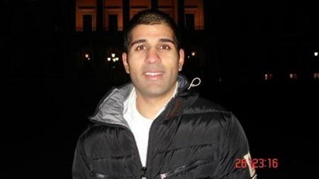 SKUTT: Imran Saber ble skutt ved 20-tiden søndag kveld. Politiet beskriver ham som multikriminell.