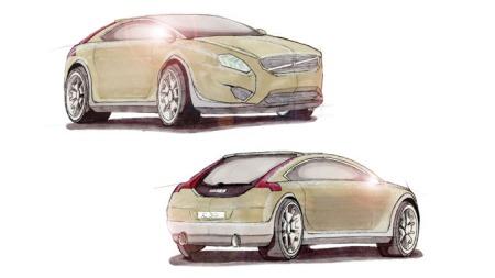 Andreas Koll Svensen Volvo design