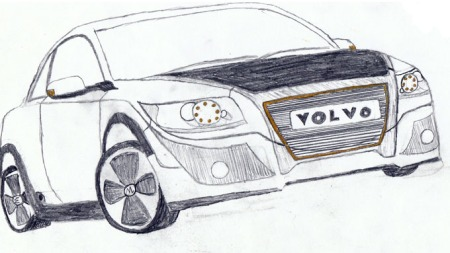 Gøran-Borkamo Volvo design