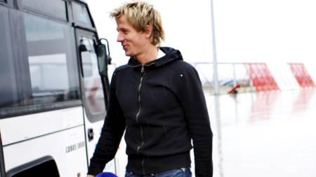 PÅ FLYTTEFOT: Jan gunnar Solli (Foto: Larsen, Håkon Mosvold/SCANPIX)