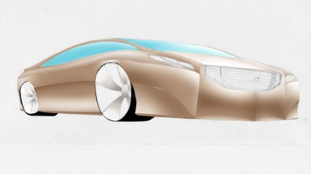 Jon-Fau Volvo design