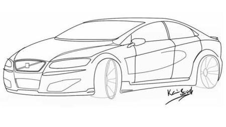 Kai-Busch Volvo design