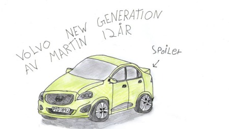 Martin-Marthinsen Volvo design