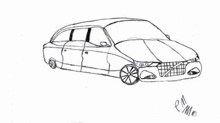 Pål-Marius-Hansen Volvo design