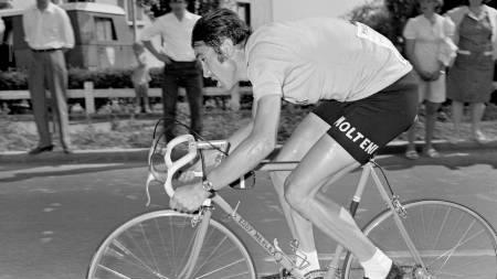 Eddy Merckx (Foto: Scanpix/AFP)
