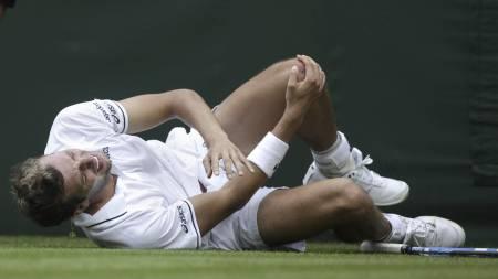 Julien Benneteau  (Foto: Anja Niedringhaus/AP)