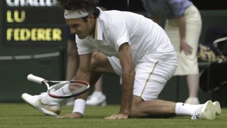 Roger Federer  (Foto: Anja Niedringhaus/AP)