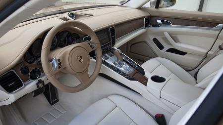 Porsche Panamera Turbo (Foto: Fred Magne Skillebæk)