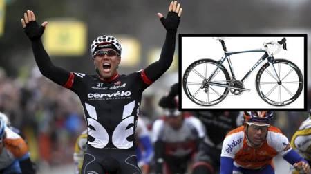 Denne sykkelen kan bli din (Foto: TV 2/)