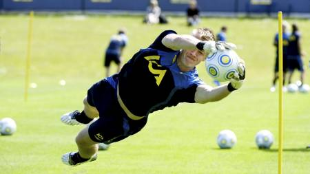 Johan Dahlin (Foto: PONTUS LUNDAHL/AFP)