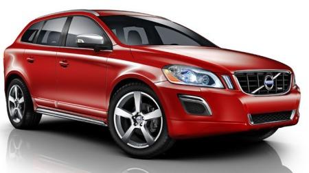 Volvo XC60 - nå også med R-design