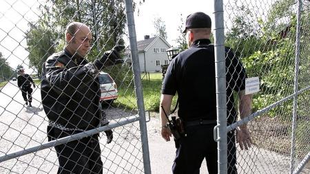 Interne rapporter avdekker at det har forekommet medisinering av asylsøkere under opphold på Trandum asylmottak (bildet) og under uttransportering.  (Foto: Heiko Junge)