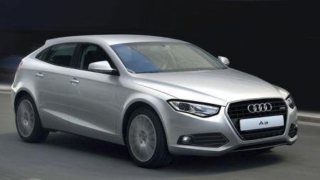 Er dette neste generasjon Audi A3? (Foto: Scoopy)