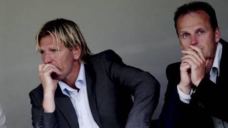 Kent Bergersen og Rolf Magne Walstad  (Foto: Solum, Stian Lysberg/SCANPIX)