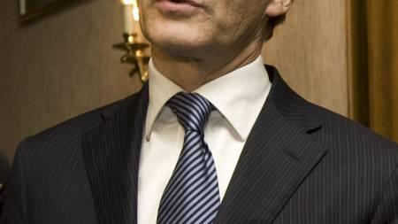 BEKYMRET: Utenriksminister Jonas Gahr Støre er bekymret over at nok en menneskerettighetsaktivist er drept i Russland.  (Foto: Bendiksby, Terje/SCANPIX)